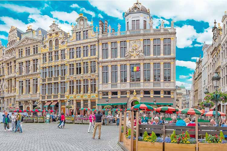 The home of Belgian beer for your stag do, Brussels! But that's not all, we've got epic stag party ideas, hotels, nightlife and activities too. Check out our list of stag do packages or build your own Brussels Stag Do from scratch