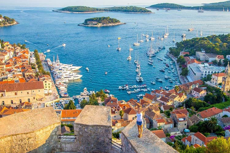 Hvar lives to the rhythm of the seasons and is the perfect hen weekend destination between June and the end of September. It's a beach break and city escape where hundreds of amazing hen party activities, nightlife, hotels and more await.
