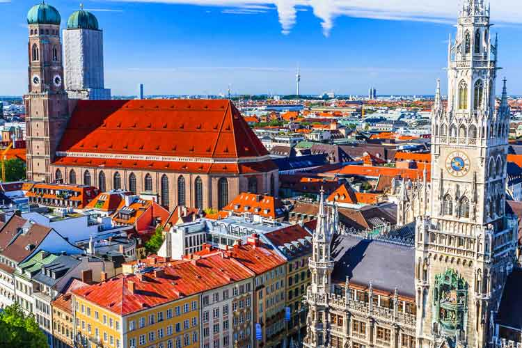 Home of Oktoberfest, steins and frauleins, Munich was built to show stag dos an epic time on their stag party. Choose from hundreds of activities, hotels, nightlife and packages for an unforgettable stag do in Munich.