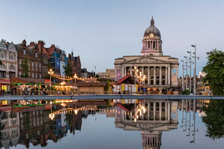 Land of Robin Hood and now stag dos, take your band of merry men and head to Nottingham for your stag party. Choose from hundreds of activities, hotels and nightlife options.