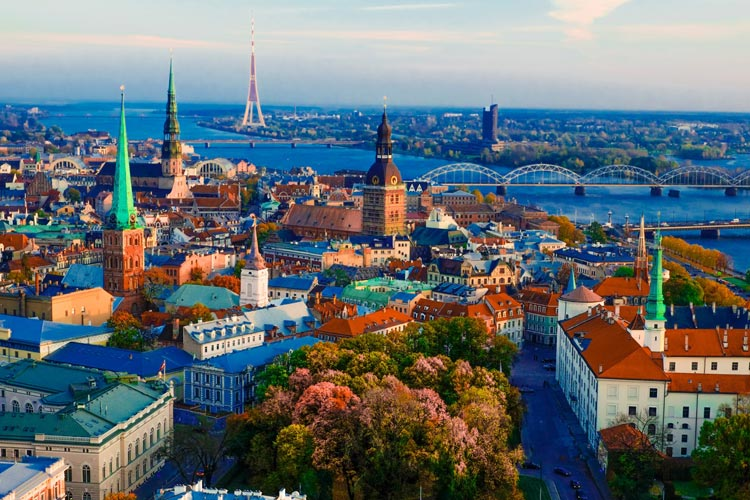 An oldie, but a goodie for your stag do. Riga is the original stag party destination and it's still got plenty of tricks left to show you an epic stag weekend!