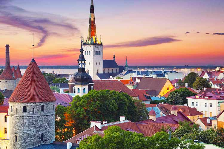 Tallinn, Estonia's capital on the Baltic Sea, is a cultural hub, photographer's and history buff's dream and an upcoming stag do haven. Tallinn's got plenty on offer for your stag do including wicked stag party nightlife, activities, hotels, pranks and more.