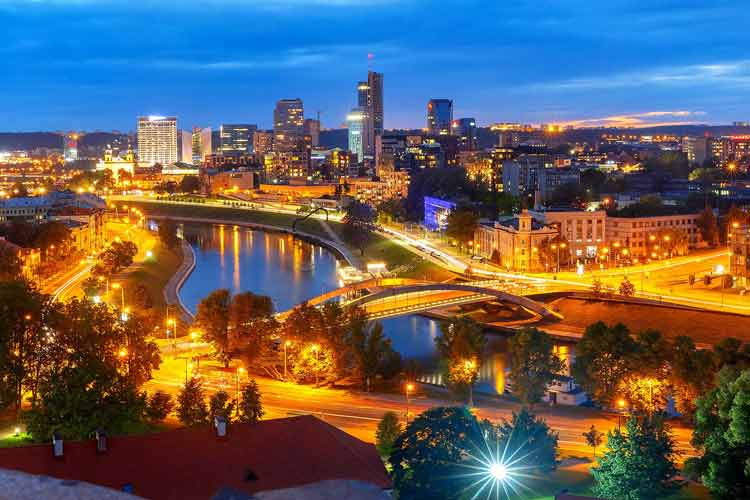 Vilnius is one of the reasons we love the Baltics for a stag dos With loads of stag party activities, nightlife, hotels, pranks and more available, Vilnius will hit the spot for a great stag party.