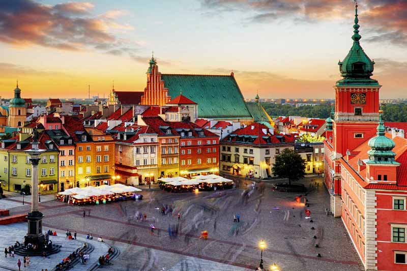 The mantra 'go hard or go home' has never been truer than in Warsaw. Choose from hundreds of the best activities, ideas, nightlife and accommodation for the ultimate stag do.