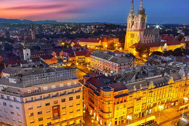 Don't think Zagreb's all about sightseeing. When the sun goes down, the city is all about wild stag party nightlife, gorgeous women and cheap beer. Create your own Zagreb stag do package or choose from one of our popular Zagreb stag do packag