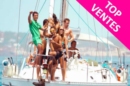 Boat Party  pour mon EVG à Malte | Enterrement de vie de garçon | idée enterrement de vie de garçon | activité enterrement de vie de garçon | idée evg | activité evg