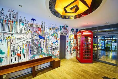 Crazy Hostel pour mon EVG à Londres | Enterrement de vie de garçon | idée enterrement de vie de garçon | activité enterrement de vie de garçon | idée evg | activité evg