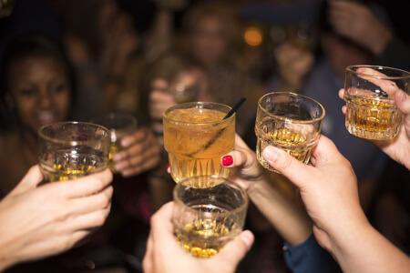Whiskey-Verkostung für meinen JGA in London(Maximise) | Junggesellenabschied