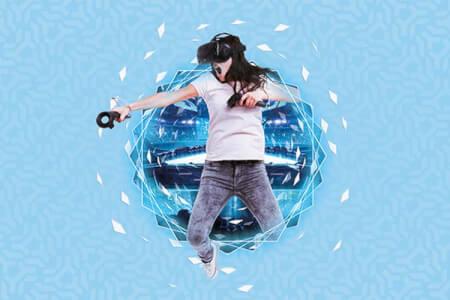 Réalité Virtuelle pour mon EVJF à Bordeaux | Enterrement de vie de jeune fille | idée evjf | idée enterrement de vie de jeune fille | activité evjf |activité enterrement de vie de jeune fille