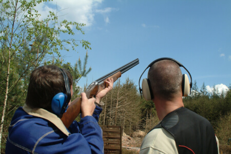 Clay Pigeon Shooting for my Albufeira Stag Do | Maximise Stag Weekends