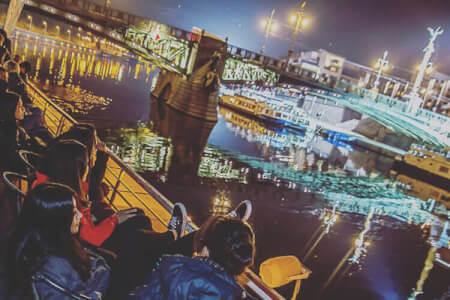 Partyboot  für meinen JGA in Prague | Junggesellinnenabschied