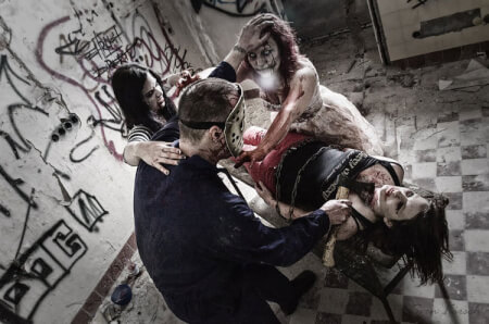 Balls of Steel Zombie Experience for my Sheffield(Maximise) Stag Do | Maximise Stag Weekends