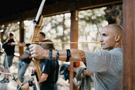 Archery for my Galway(Maximise) Stag Do | Maximise Stag Weekends