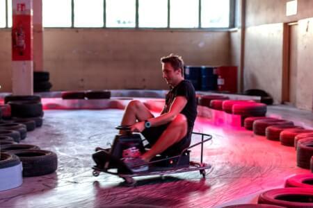 Drift Karting pour mon EVG à Varsovie | Enterrement de vie de garçon | idée enterrement de vie de garçon | activité enterrement de vie de garçon | idée evg | activité evg