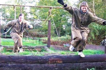 Assault Course for my Bristol Hen Party | Maximise Hen Weekends
