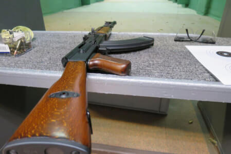 AK-47 & Pistol Shooting for my Krakow Stag Do | Maximise Stag Weekends