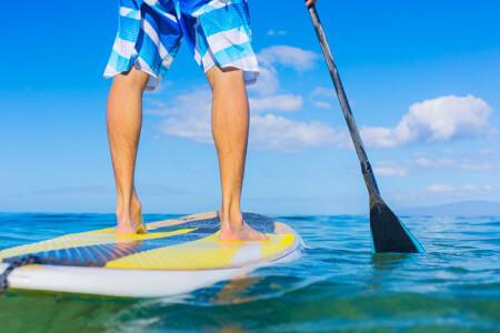 Paddle pendant votre EVG à Hvar