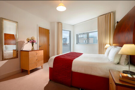 Dockland Apartments London for your stag weekend with stag Maximise