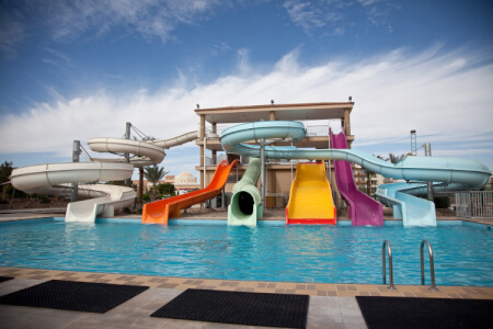 Day at the Water Park for my Cracovie Hen Party | Maximise Hen Weekends