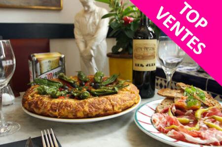 Enterrement de Vie de Garçon Biarritz Crazy-evG Diner Basque