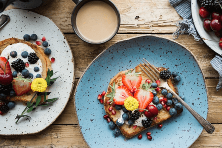 Hangover Cure Brunch Manchester for your hen weekend with hen Maximise