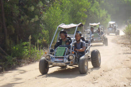Paintball & Off Road Buggies in Norwich