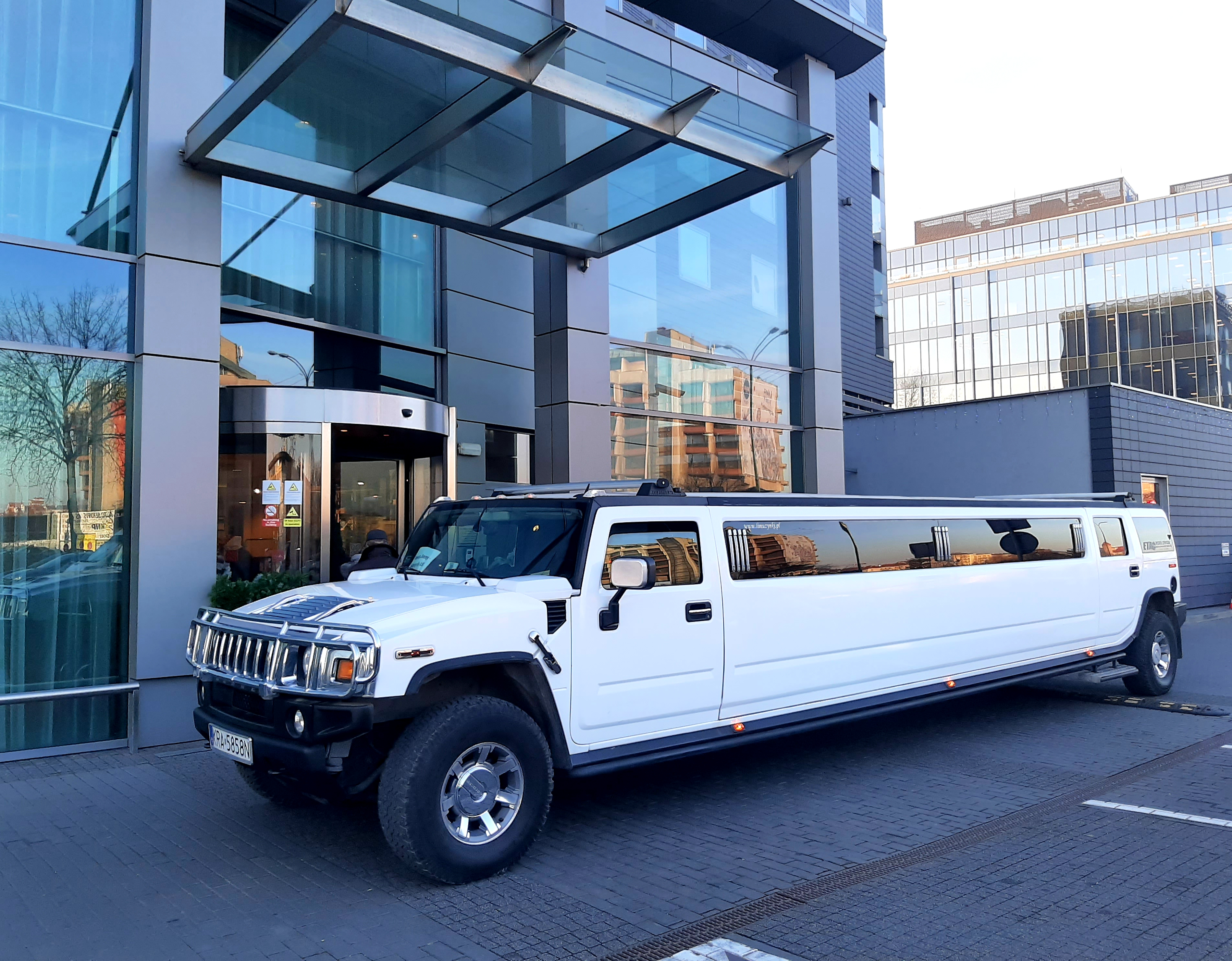 Katowice Airport Hummer Transfers for my Cracovie Stag Do | Maximise Stag Weekends