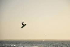 Kitesurfing  for my Lisbonne Stag Do | Maximise Stag Weekends