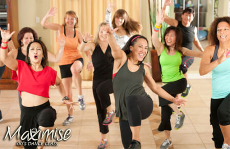 00's Dance Class Liverpool for my Liverpool Hen Party | Maximise Hen Weekends