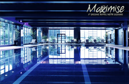 3 Star Deluxe Hotel with Leisure Leeds for my Leeds(Maximise) Hen Party | Maximise Hen Weekends