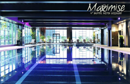 4 Star Hotel with Leisure Edinburgh for my Edinburgh(Maximise) Hen Party | Maximise Hen Weekends