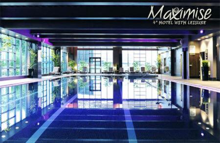 4 Star Stag Weekend Hotel with Leisure Edinburgh for my Edinburgh(Maximise) Stag Do | Maximise Stag Weekends