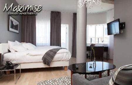 5 Star Hen Apartments Edinburgh for my Edinburgh(Maximise) Hen Party | Maximise Hen Weekends