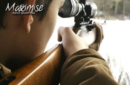 Air Rifles shooting stag blackpool for your maximise stag party
