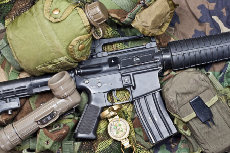 AK-47 & Shotgun Shooting for my Prague Stag Do