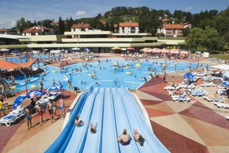 Aqua Park für meinen JGA in Madrid | Junggesellenabschied