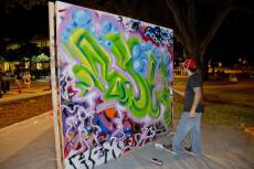 Atelier Graffiti pour mon EVG à Anvers | Enterrement de vie de garçon | idée enterrement de vie de garçon | activité enterrement de vie de garçon | idée evg | activité evg