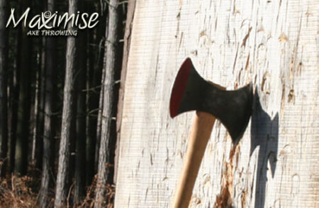 Axe Throwing Leeds for my Leeds(Maximise) Stag Do | Maximise Stag Weekends
