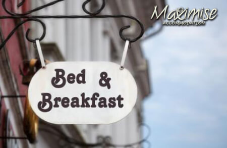B&B Hen Weekend Accommodation bournemouth for your maximise hen party
