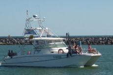 Balade en bateau pour mon EVJF à Montpellier | Enterrement de vie de jeune fille | idée evjf | idée enterrement de vie de jeune fille | activité evjf |activité enterrement de vie de jeune fille