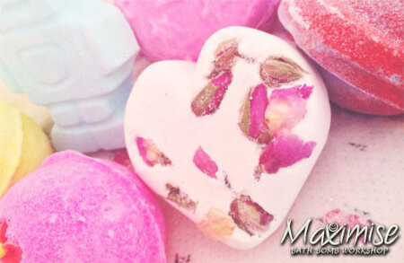 Bath Bomb Making Workshop for my Liverpool Hen Party | Maximise Hen Weekends