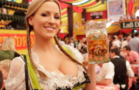 Bierkeller with 5 Gallons of Beer Manchester for your stag weekend with stag Maximise
