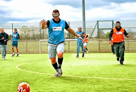 Binocular Football Glasgow