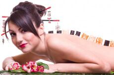 Body Sushi für meinen JGA in Bangkok | Junggesellenabschied