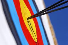 Bogenschießen für meinen JGA in Liège   Junggesellenabschied