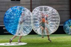 Bubble Ball  für meinen JGA in Rome | Junggesellenabschied