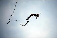 Bungee Jump für meinen JGA in Liège   Junggesellenabschied