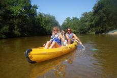 Canoë kayak pour mon EVJF à Arcachon | Enterrement de vie de jeune fille | idée evjf | idée enterrement de vie de jeune fille | activité evjf |activité enterrement de vie de jeune fille
