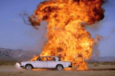 Car explosion  für meinen JGA in Las Vegas | Junggesellenabschied