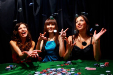Casino Night for my Prague Hen Party | Maximise Hen Weekends